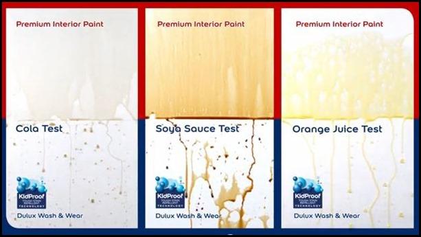 Dulux Protective paint film