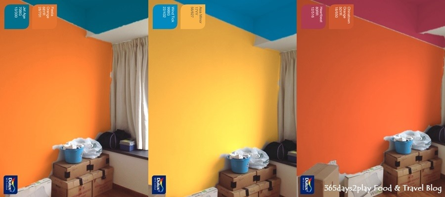 Dulux Let's Colour [Part 1] : 6 steps to choosing the