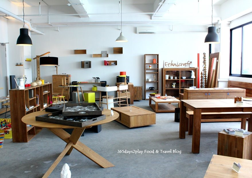 Ethnicraft Singapore  Emorational Furniture  daysplay