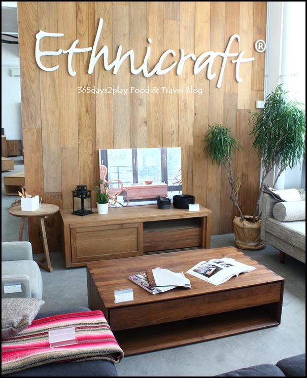 Ethnicraft - Living Room