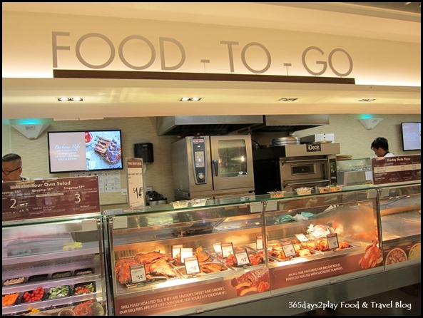 Market Place (Raffles City) - Food To Go