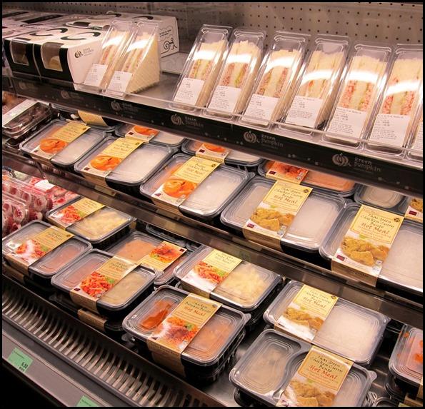 Market Place (Raffles City) - Gourmet Ready Meals