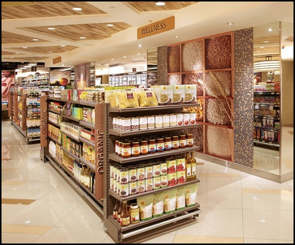 Market Place (Raffles City) - Wellness section