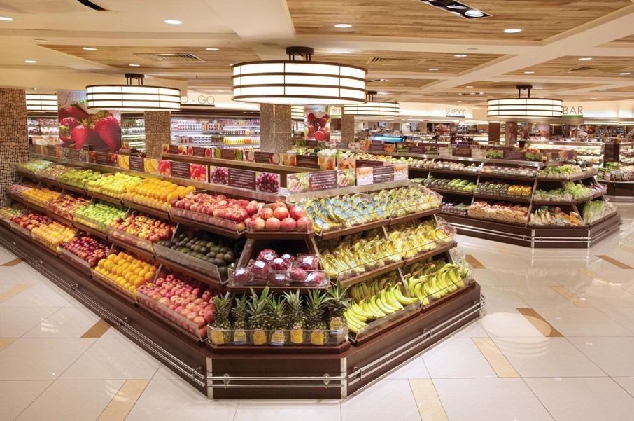 Market Place (Raffles City) - produce section & Raffles City Market Place (Cold Storage) | 365days2play Fun Food ...