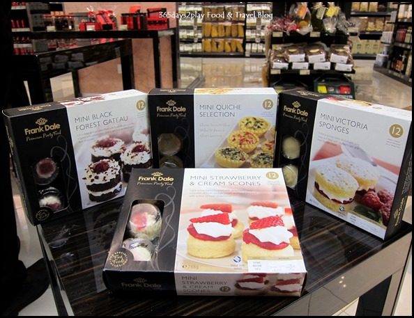 Raffles City MarketPlace - Frank Dale Canapes (2)