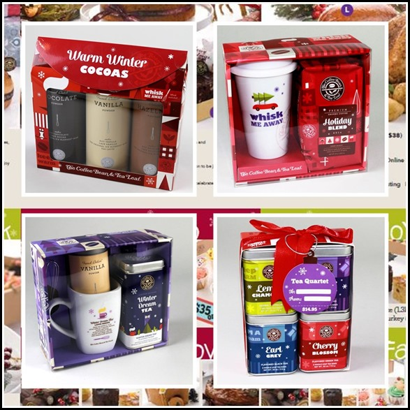 Coffee Bean Gift Packs