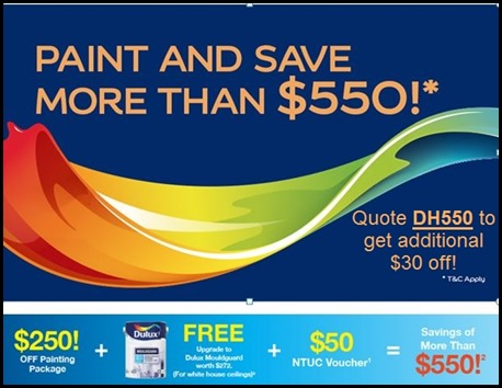 Dulux Discount Voucher