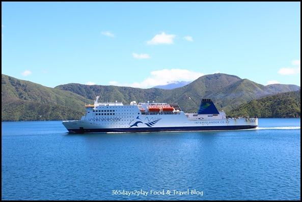 Kaitaki - InterIslander Ferry