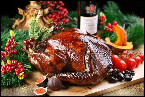 The port and prune infused Pretty Princess Turkey