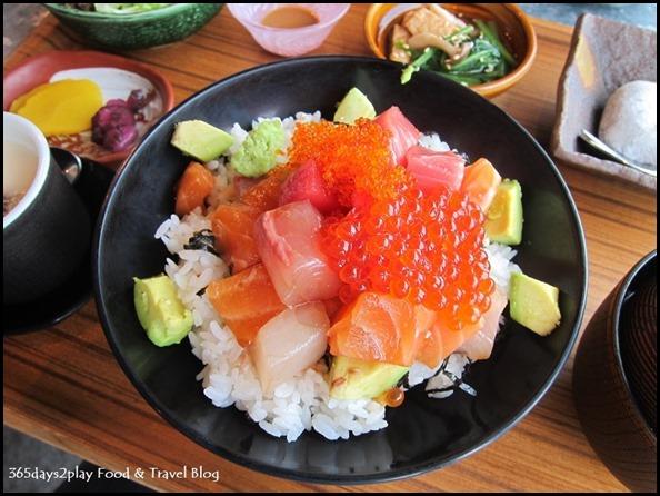 Sumiya Charcoal Grill Izakaya - Mix Bara Kaisen Don $18.80 (11)