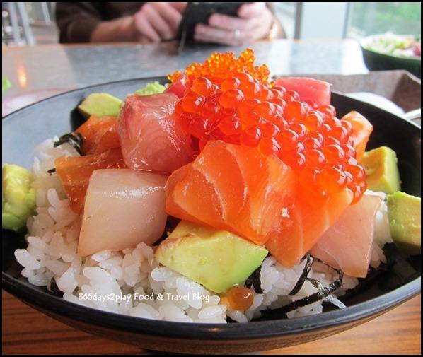 Sumiya Charcoal Grill Izakaya - Mix Bara Kaisen Don $18.80 (7)