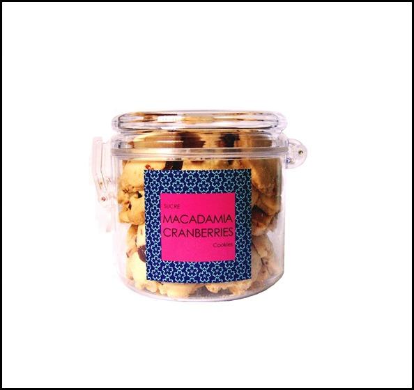Cookies Macadamia Cranberry