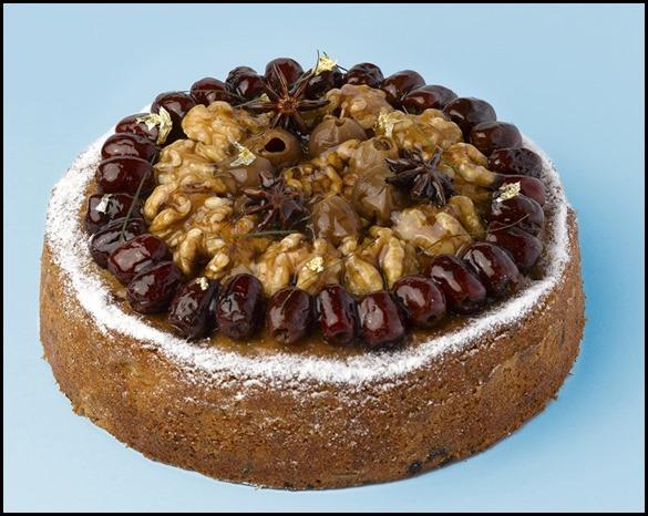 Eight Treasures Cake