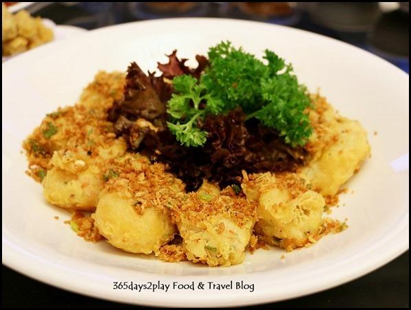 Quayside Seafood Prosperous Pipa Tofu