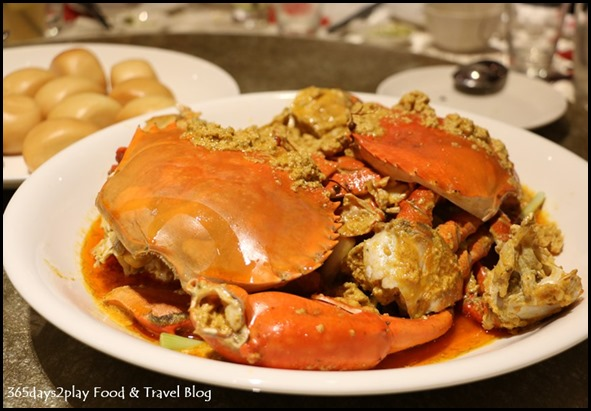 Tao Seafood Asia - Tao Thai Curry Crab