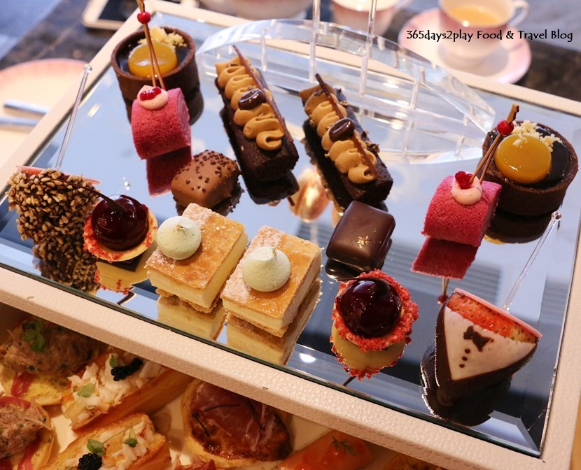 afternoon tea antidote fairmont singapore lobster house