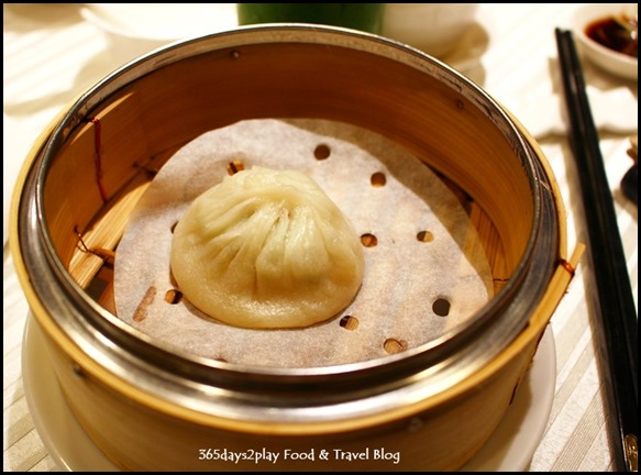 Steamed Crab Roe  Xiao Long Bao