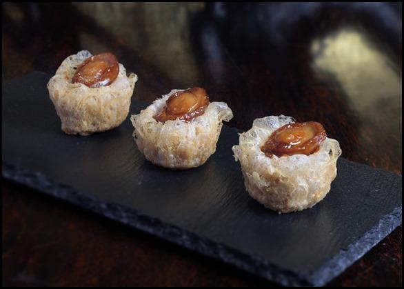 Wan Hao Chinese Restaurant - Abalone and Taro Puff