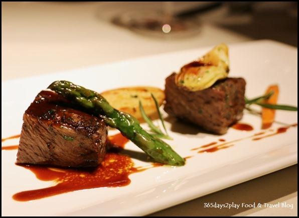 Zafferano - Char-grilled US prime beef short rib