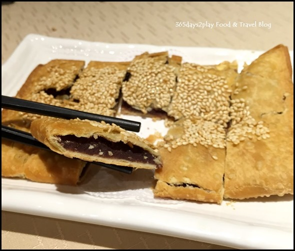 9Goubuli - Sweet bean paste pancake $12 (1)