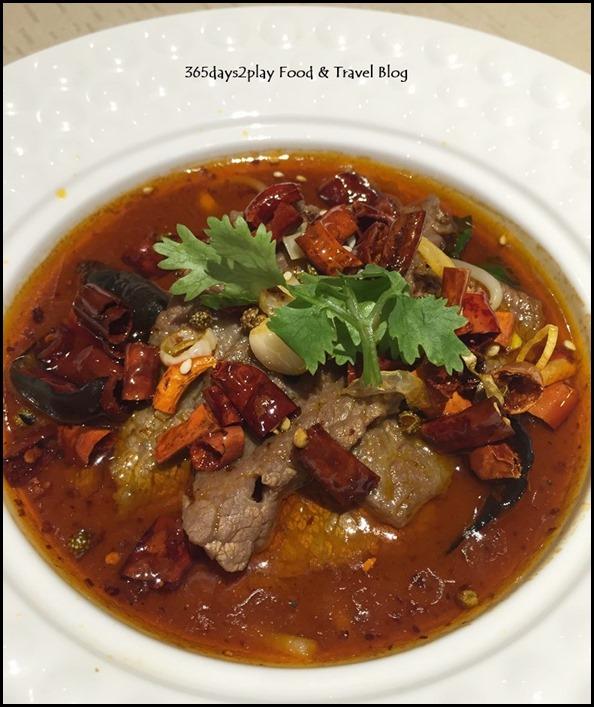 9Goubuli - Szechuan style poached sliced beef - $22 (1)