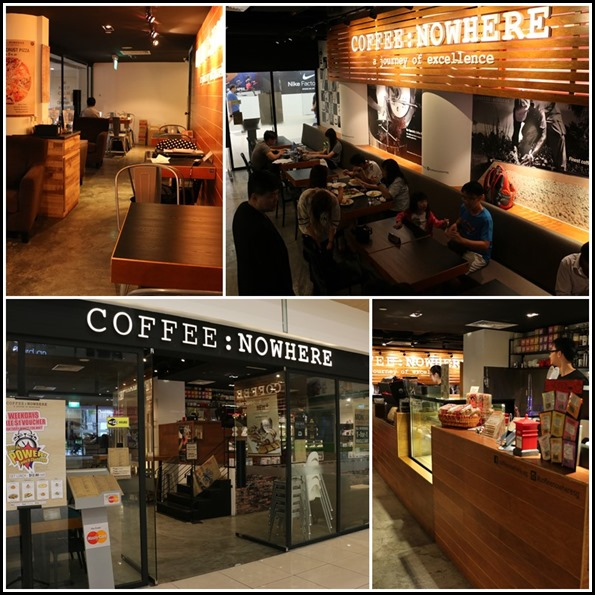 Coffee Now Here outlet