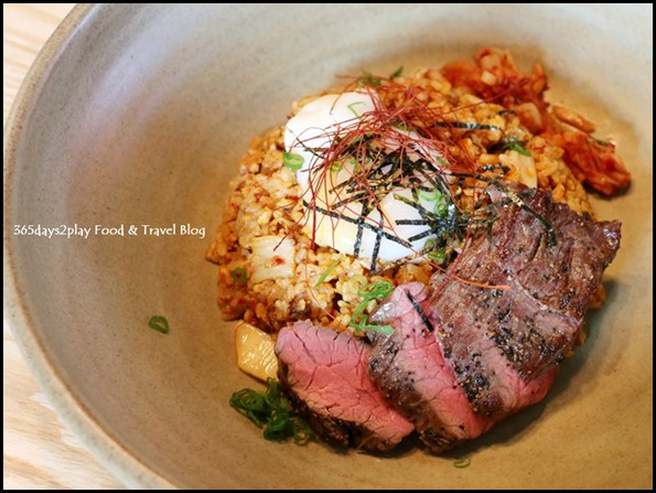 Paddy Hills - Kimchi Fried Rice $20
