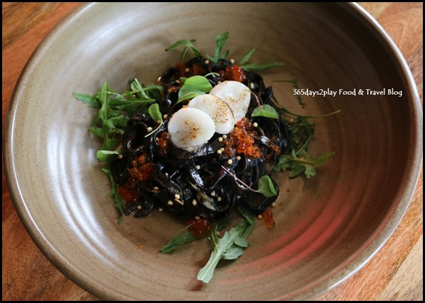 Paddy Hills - Squid Ink Tagliatelle $23 (3)