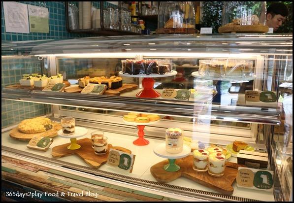 AEIOU Cafe - (1)