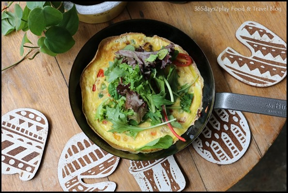 AEIOU Cafe - Frittata $12.90  (1)