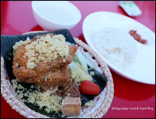 Enak Enak HongKong Teahouse Ayam Penyet