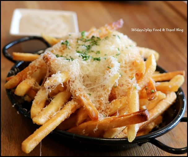 Portico Truffle Fries
