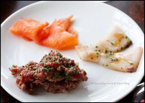Catalunya - Fish and Meat
