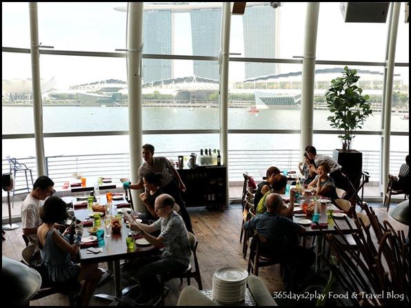 Catalunya Restaurant Interior