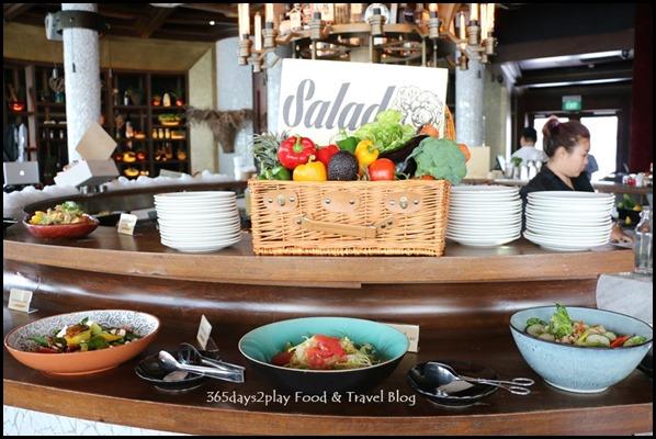 Catalunya Salad Bar