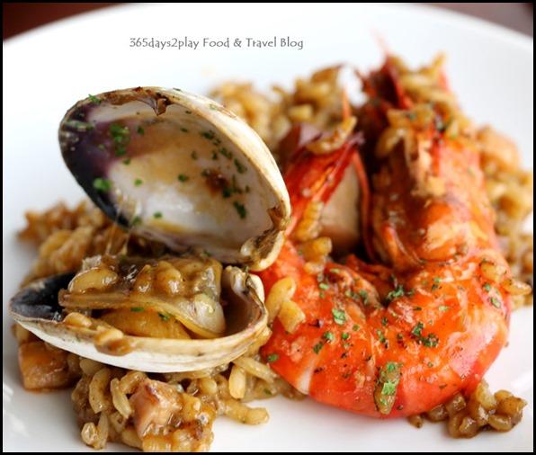 Catalunya - Seafood Paella