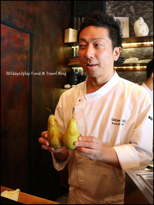 IKYU - Chef Takuma Seki