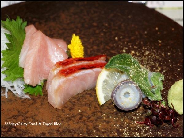 IKYU - Nihonkai sansyu sashimi (1)