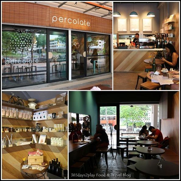 Percolate Cafe Interior