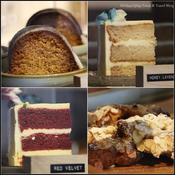 Percolate Cakes