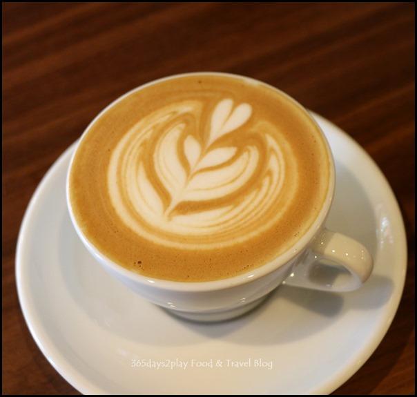 Percolate - Coffee White 5oz $4.50