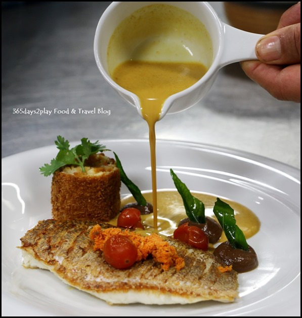 Snapper and Curry