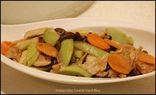 Jade Restaurant - Arhat's Feast for Vegetarians