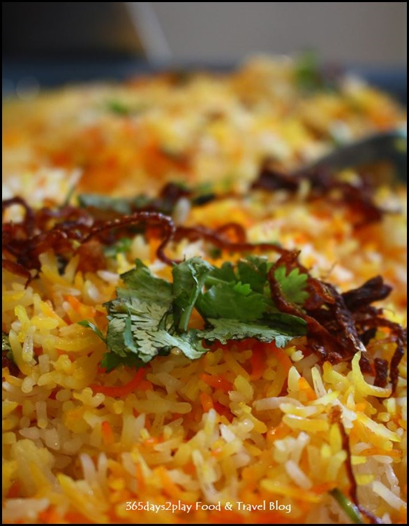 Singapore Food Festival - Nasi Beriyani