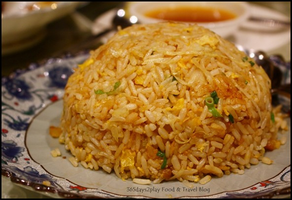 Fengshui Inn Resorts World Singapore - HK Tai O-style Fried Rice