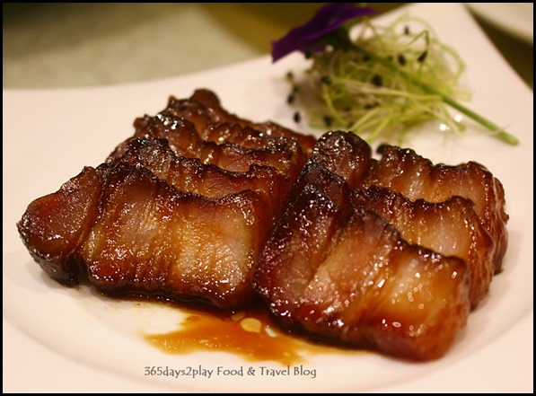 Fengshui Inn Resorts World Singapore - Honey-glazed BBQ Pork