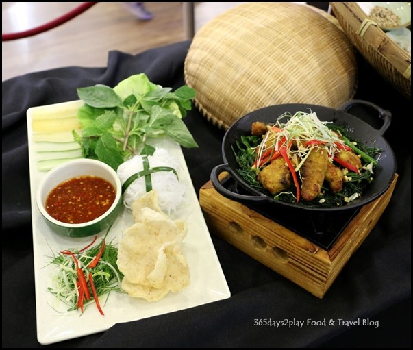 Ion Orchard - Cha Ca La Vong by Wrap and Roll (2)