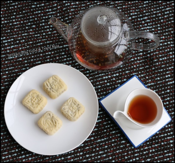 Clipper Tea Earl Grey infused snow skin mooncakes (2)