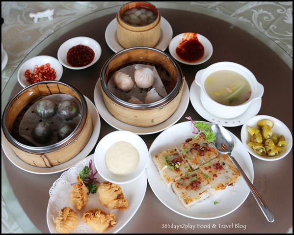 Sichuan Douhua - Dim sum time! (1)