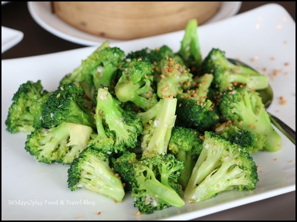 Sichuan Douhua - Stirfried Broccoli